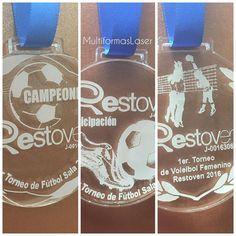 Medallas de acrilico personalizadas http://ift.tt/1R9xzbU #medallas #medallasdeacrilico #medallaspersonalizadas #trofeodeacrilico  #trofeospersonalizados #competencias #campeonato #primerlugar