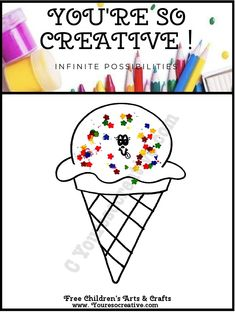Diy Crafts To Do, Holiday Crafts For Kids, July Crafts, Food Crafts, Easy Crafts For Kids, Arts And Crafts Projects, Art For Kids, Christmas Crafts, Fathers Day Crafts