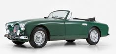 1954 Aston Martin DB2/4 'Mark I' 3.0-Litre Drophead Coupé Chassis no. LML/816
