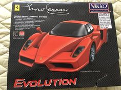 #Nikko evolution enzo ferrari #remote #control car,  View more on the LINK: 	http://www.zeppy.io/product/gb/2/401264261157/