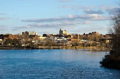 Quincy, Illinois - On the Mississippi