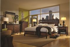 Chelsea Queen Panel Bed FOR MASTER BED
