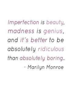 Marilyn, my friend...you speak the words of truth.