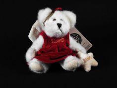 New Boyds Bears Cassandra C. Angelflight Christmas Angel Ornament 2000 #83001 #Christmas