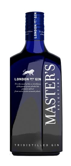 You don't have to make London Dry Gin in London, England. Case in point: Master's Selection % Vodka, Tequila, Alcohol Bottles, Liquor Bottles, Spanish Gin, Le Gin, Gin Brands, London Dry Gin, Jars