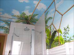 3D Wandmalerei, 3D Boden - Raumkünste