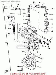 Yamaha Timberwolf 4 Wiring