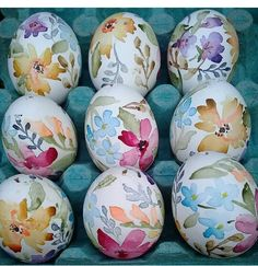 Easter Egg Dye, Easter Egg Crafts, Hoppy Easter, Easter Bunny, Spring Crafts, Holiday Crafts, Egg Art, Egg Decorating, Easy Art Projects