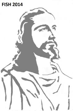 Jesus 3 - Religious - User Gallery - Scroll Saw Village