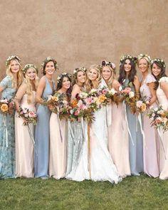 575961d5b75 55 Best spring floral watercolor bridesmaid dresses images ...
