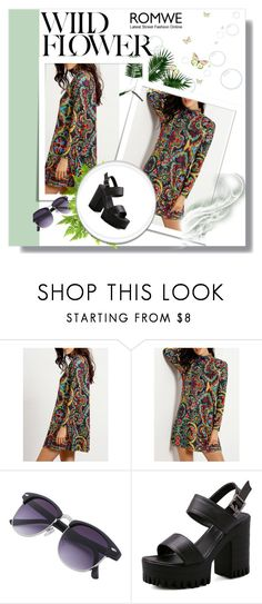 """""""romwe 8."""" by igor89 ❤ liked on Polyvore featuring vintage and romwe"""