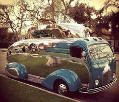 Very retro!