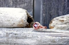 Copper Wire Wrapped Ring by Cyclop on Etsy