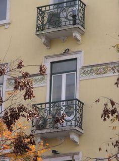 Rua Actor Taborda - Lisboa ♠ 1