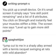 16 Times Tumblr Took Writing Prompts And Just Frickin' Ran With Them