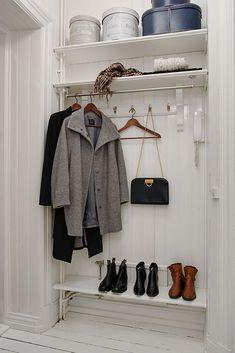 Danish closet