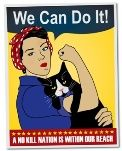 No Kill Advocacy Center. NO KILL SHELTERS in every City, every State, and in every mind inside the USA!  Imagine that!