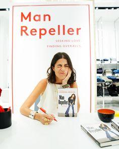 Book Club: Man Repeller