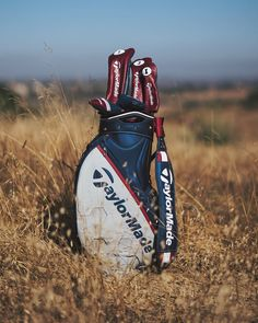 With the final major of 2019 set to be held in Northern Ireland for the first time since TaylorMade's commemorative bag design draws heavy inspiration from the legend of the Giant's Causeway. Dubai Golf, British Open, Golf Shop, Golf Accessories, Taylormade, Northern Ireland, Golf Bags, Castles, Whiskey