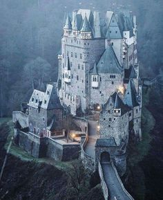 Eltz Castle, Germany Pic by Fedja Salihbasic