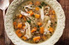 WW Freestyle Zero Point Meals: Crockpot Chicken Soup