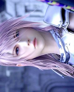 Lightning Farron XIII-2 Final Fantasy Anime, Lightning Final Fantasy, Final Fantasy Girls, Final Fantasy Cloud, Final Fantasy Artwork, Fantasy Women, Video Game Characters, Female Characters, Lightning Images