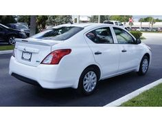 2015 Nissan Versa Sedan front view | New Car Review
