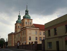 Proskauer Schloss — Foto Daviidos