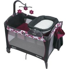 http://www.dressesforbabygirls.com/category/graco-pack-n-play/ Graco Pack 'n Play Playard with Removable Napper Changer, Caris - Walmart.com