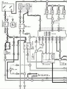 15 1992 Toyota Truck Wiring Diagram Truck Diagram Wiringg Net Toyota Trucks Toyota Electrical Wiring Diagram