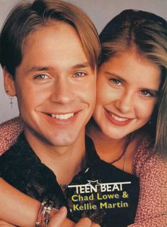 Becca & Jesse - Life Goes On - I Loved this show and couple! Vintage Classics, Vintage Tv, Trailers, Kellie Martin, Chad Lowe, Tv Show Couples, Childhood Tv Shows, Old Tv Shows, Tv Actors