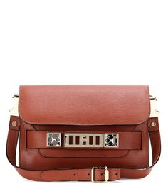 mytheresa.com - Ps11 Mini Classic Leather Shoulder Bag ¦ Proenza Schouler - mytheresa.com - Luxury Fashion for Women / Designer clothing, shoes, bags