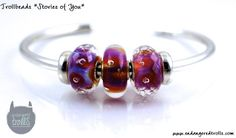 Limited Edition Trollbeads Stories of You