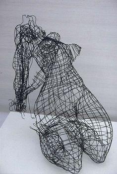 Esculturas con alambre - Taringa!