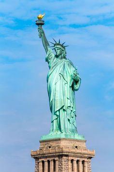 Las Mejores 45 Ideas De Estatua De La Libertad Estatua De La Libertad Estatuas Libertad