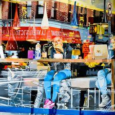 """NEW YORK By Socrates Rizquez 2020 - Enamels on aluminium painting. 98 x 98 cm. Thanks to my eyes on NYC Original Paintings, Original Art, Socrates, Realism Art, Photorealism, Enamel Paint, Impressionism, Buy Art, Saatchi Art"