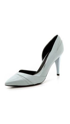 McQ heels. These would look so good on my feet.