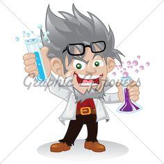crazy professor cartoon - Google Search