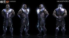 Darkseid by Brendan George Injustice 2 Characters, Dc Characters, Marvel Comics Art, Marvel Vs, Dc Injustice, Transformers Collection, Super Hero Costumes, Dc Heroes, Fantasy Character Design