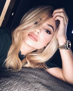 "stylishblogger: ""Goodnight by @kyliejenner """