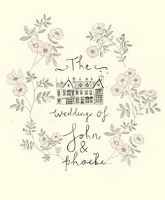 Wedding stationery. Katt Frank
