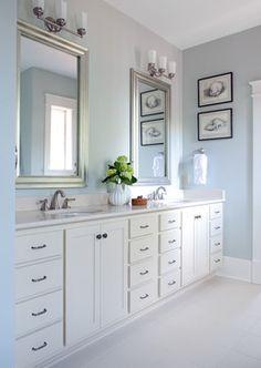 Richland Master Bath - traditional - Bathroom - Nashville - Trace Ventures, Inc.