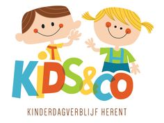 logo work-in-progress for a kids daycare, #kids #logo #colorful by tomhermans.com / imagomedia.be