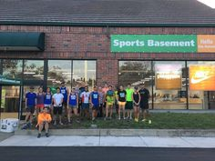 Join us Every Thursday Fun Run at Sports Basement in San Ramon Store. We've two distances 3 mile or 6 mile loops. Whether you are Beginner or veteran runners, come run with us and signup through Eventbrite link below. @sportsbasement #sportsbasementsanramon @sportsbasementsanramon https://www.eventbrite.com/e/fun-run-at-sports-basement-in-san-ramon-tickets-28533579705