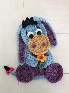 Ravelry: Childhood Friends pattern by Jen Mitchell - Nella's Cottage Crochet Applique Patterns Free, Crochet Motifs, Crochet Flower Patterns, Crochet Flowers, Crochet Stitches, Knitting Patterns, Crochet Appliques, Free Pattern, Crochet Crafts