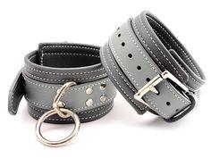 50 Shades of Inspiration Grey Cuffs
