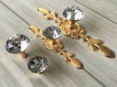Dresser Knobs Pulls Drawer Knob Pull Handles Antique Silver Kitchen