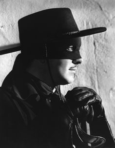 """1940 - Place 9 - Tyrone Power in """"The Mark of Zorro"""""""