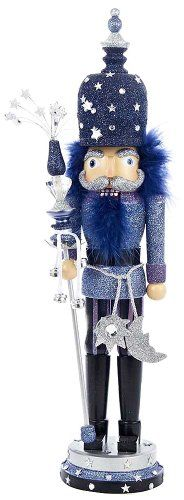 #limited Designed by renowned artist Holly Adler, Hollywood Nutcrackers are a whimsical collection of nutcrackers created exclusively for #Kurt S. Adler, Inc. an...