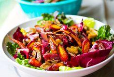 vegan-rainbow-roasted-veggies-salad
